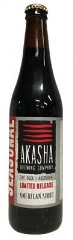 Akasha American Stout 500ml