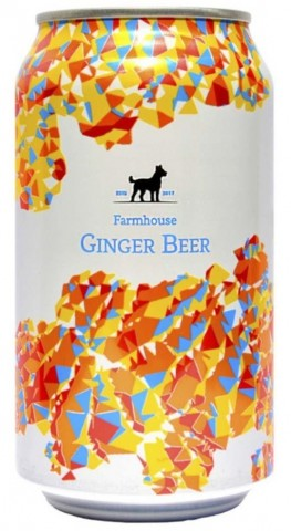 Welders Dog Farmhouse Ginger Beer