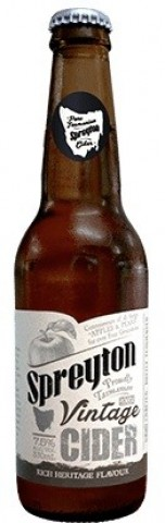 Spreyton Vintage Cider