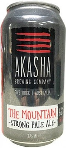 Akasha The Mountain Cans