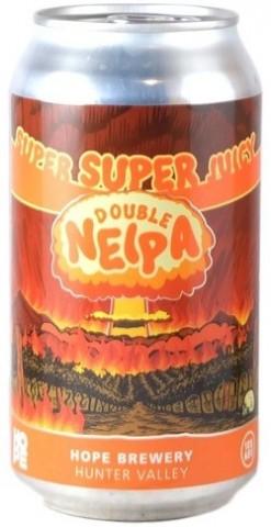 Hope Est Super Super Juicy Double Neipa Cans