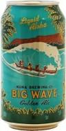 KONA BIG WAVE GOLDEN ALE CANS