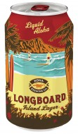 KONA LONGBOARD LAGER CANS