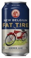NEW BELGIUM FAT TIRE AMBER ALE CANS