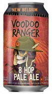 NEW BELGIUM VOODOO RANGER 8 HOP PALE ALE CANS