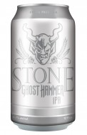 STONE GHOST HAMMER IPA CANS
