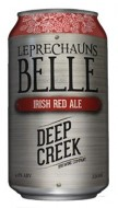 DEEP CREEK LEPRECHAUNS BELLE IRISH RED ALE