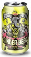 BROOKVALE UNION GINGER BEER CAN