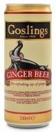 GOSLINGS GINGER BEER 330ML