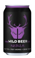 WILD BEER CO NEBULA CANS